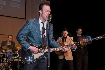Million Dollar Quartet - Chicago Cast - Playhouse Square