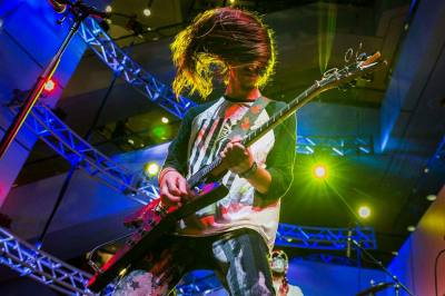 Tropidelic - Chef Jam 2015 at the Rock & Roll Hall of Fame Museum