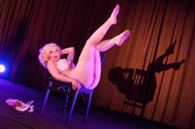 Cherie Blondel - The 5th Annual International Ohio Burlesque Festival