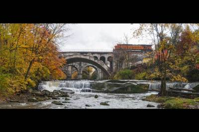 fine art photography, Berea Falls