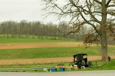 fine art photography, Amish, Ohio