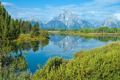 fine art photography, , mountains. landscape, The Grand Tetons, travel photography