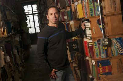 Mike Zubal, Zubal Books, portraits
