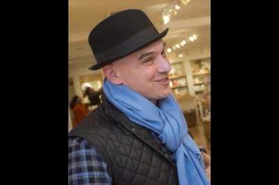 Cleveland Iron Chef, Michael Symon, portraits